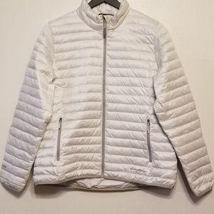 Eddie Bauer women's Microlight 700 down jacket